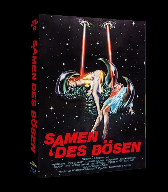 Samen des Bösen - Phantastische Filmklassiker Folge Nr. 11 - Cover C [Blu-ray]