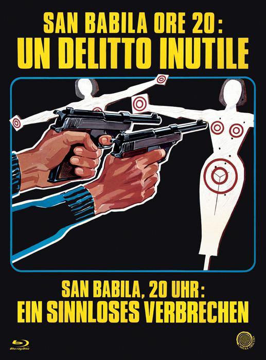 San Babila Ore 20: Un Delitto Inutile (Italian Genre Cinema Coll. No. 14) [Blu-ray]