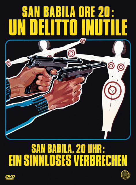 San Babila, 20 Uhr: Ein sinnloses Verbrechen (OmU) (Italian Genre Cinema Coll. No. 14) [DVD]