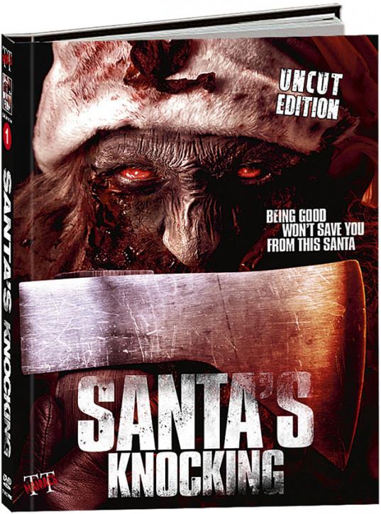 Santa's Knocking - Limited Mediabook Edition - Cover C [DVD]