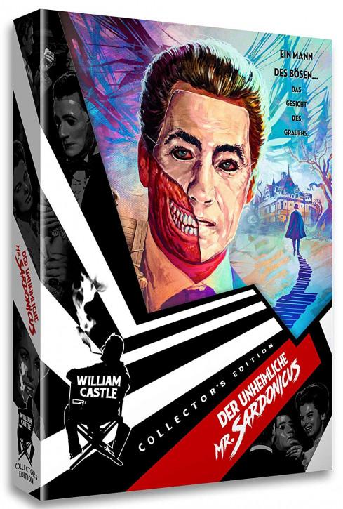 Der unheimliche Mr. Sardonicus - Special Edition [Blu-ray+DVD]
