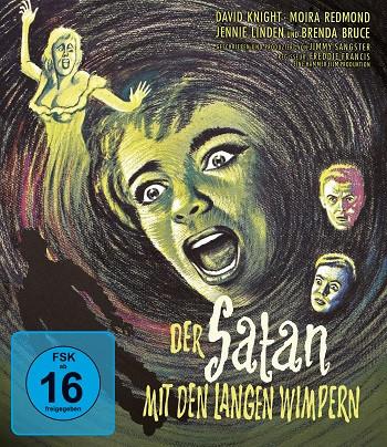 Der Satan mit den langen Wimpern [Blu-ray]