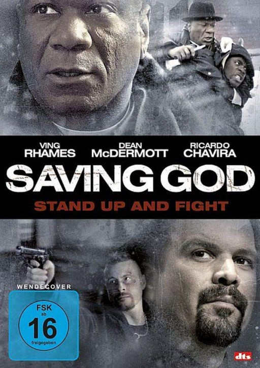 Saving god - Stand up and fight [DVD]