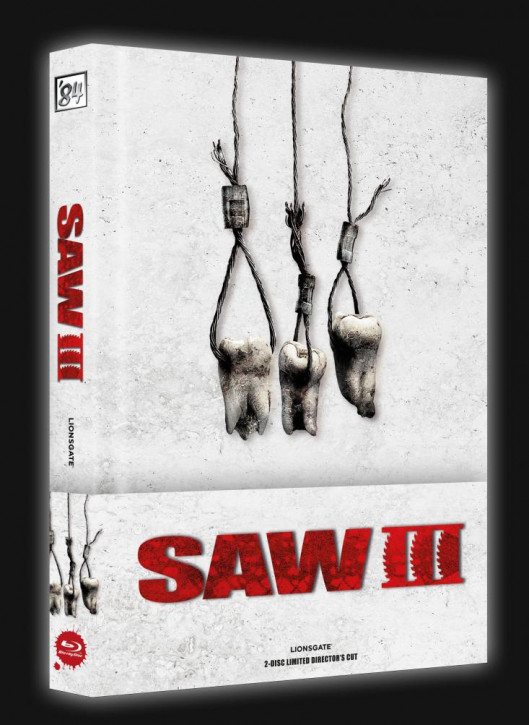 SAW III - Limited Collector's Edition - Cover A [Blu-ray+DVD]