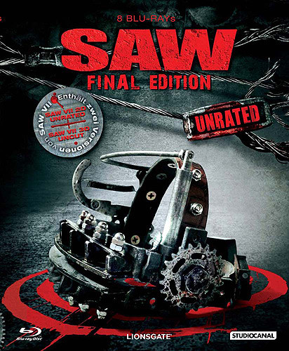 Saw - Final Edition (Unrated) [Blu-ray]