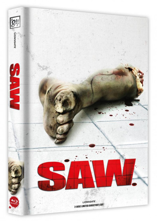 Saw - Limited Collector's Edition - Cover A [Blu-ray+DVD]