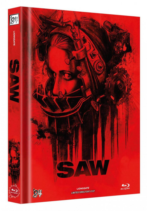 Saw - Limited Collector's Edition - Cover C [Blu-ray]