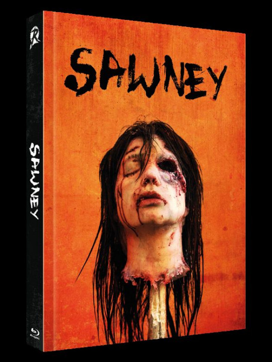 Sawney - Limited Collectors Edition - Cover A [Blu-ray+DVD]