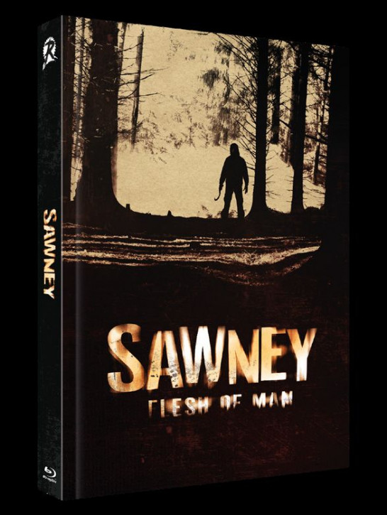 Sawney - Limited Collectors Edition - Cover B [Blu-ray+DVD]