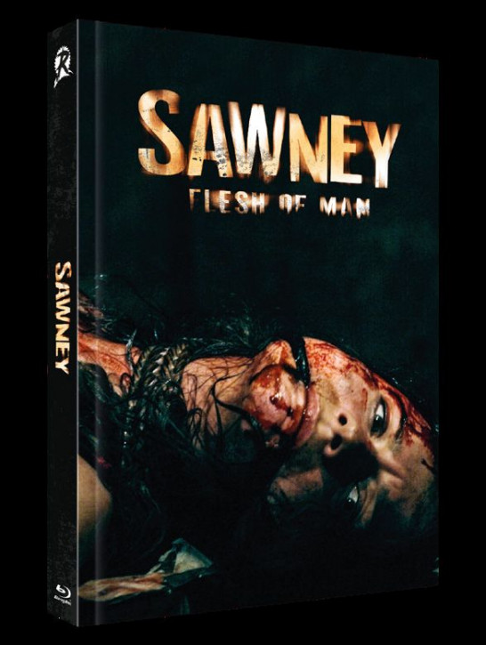 Sawney - Limited Collectors Edition - Cover C [Blu-ray+DVD]