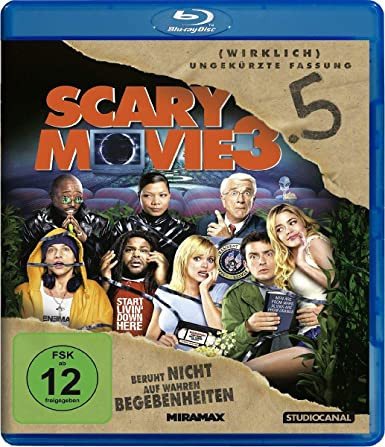 Scary Movie 3.5 [Blu-ray]