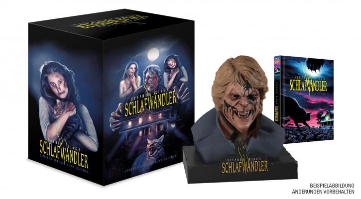 Schlafwandler - Special Edition inkl. Büste [Blu-ray+DVD]