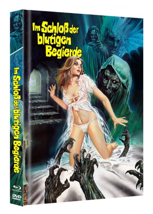 Im Schloss der blutigen Begierde - Mediabook [Bluray+DVD]