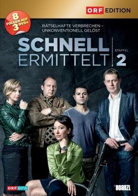 Schnell ermittelt  - Staffel 2 [DVD]