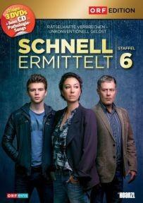 Schnell ermittelt  - Staffel 6 [DVD]