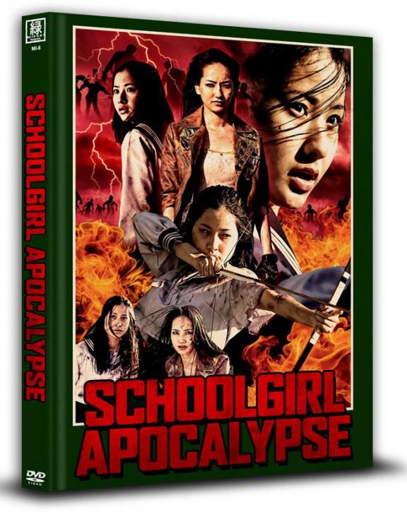 Schoolgirl Apocalypse - Limited Mediabook Edition (OmU) [DVD]