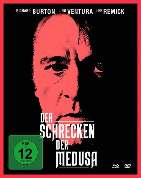 Der Schrecken der Medusa - Limited Mediabook Edition [Blu-ray]