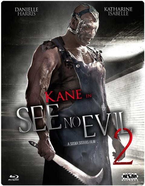 See no Evil 2 (3D FuturePak) [Blu-ray]