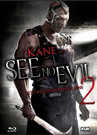 See No Evil 2 - Limited Collector's Edition - Cover A [Bluray+DVD]