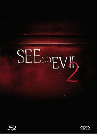 See No Evil 2 - Limited Collector's Edition - Cover B [Bluray+DVD]