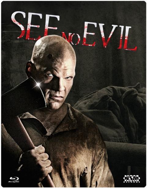 See no Evil (3D FuturePak) [Blu-ray]