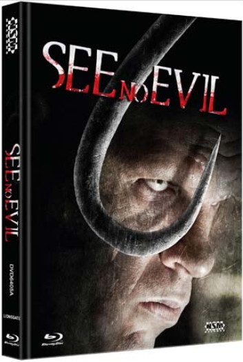 See No Evil - Limited Collector's Edition - Cover A [Blu-ray+DVD]