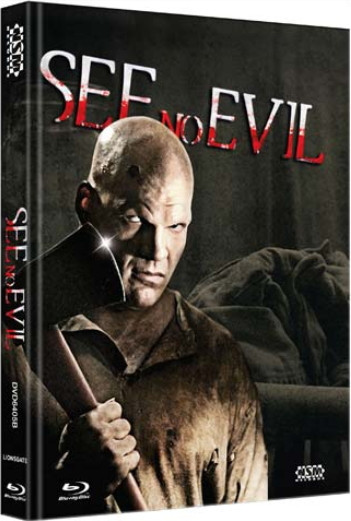 See No Evil - Limited Collector's Edition - Cover B [Blu-ray+DVD]