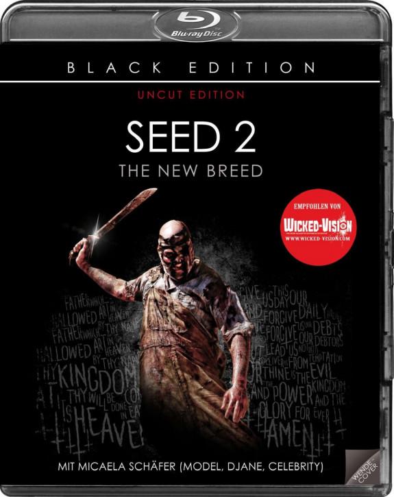 Seed 2 - Black Edition [Blu-ray]