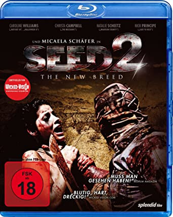Seed 2 - The New Breed [Blu-ray]