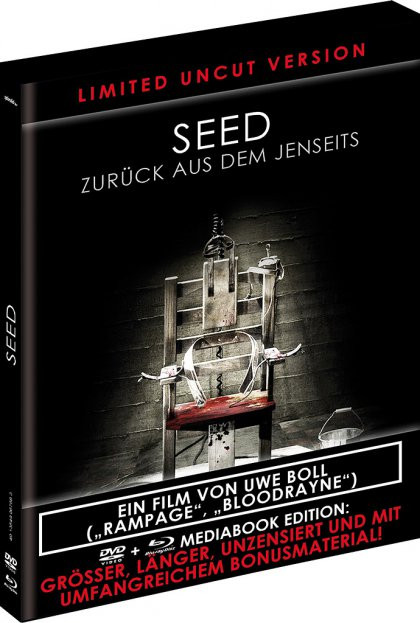Seed - Limited Black Book Edition [Blu-ray+DVD]