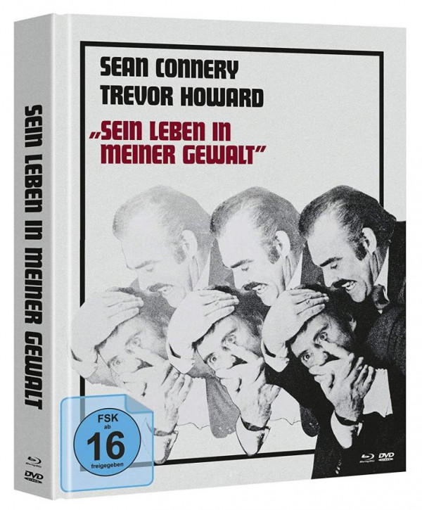Sein Leben in meiner Gewalt - Mediabook Edition [Blu-ray+DVD]