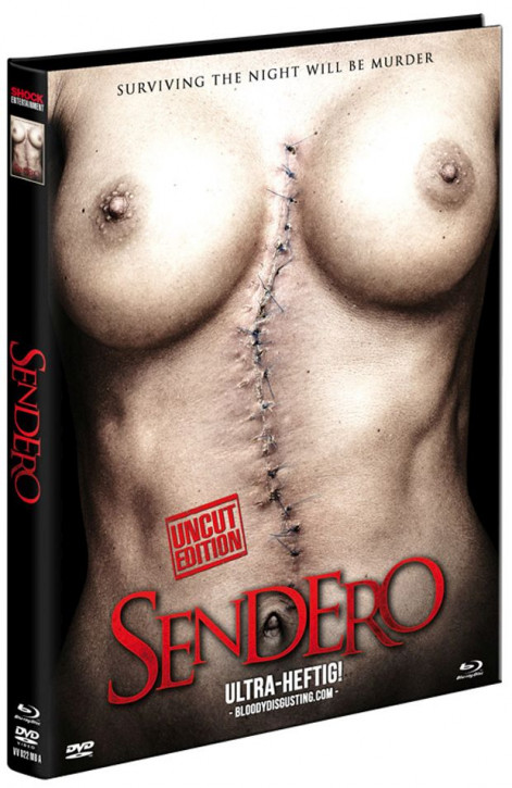 Sendero - Limited Mediabook Edition - Cover A [Blu-ray+DVD]
