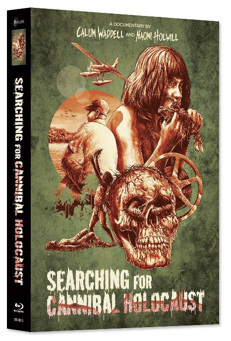 Searching for Cannibal Holocaust - Limited Mediabook Edition [Blu-ray+DVD]