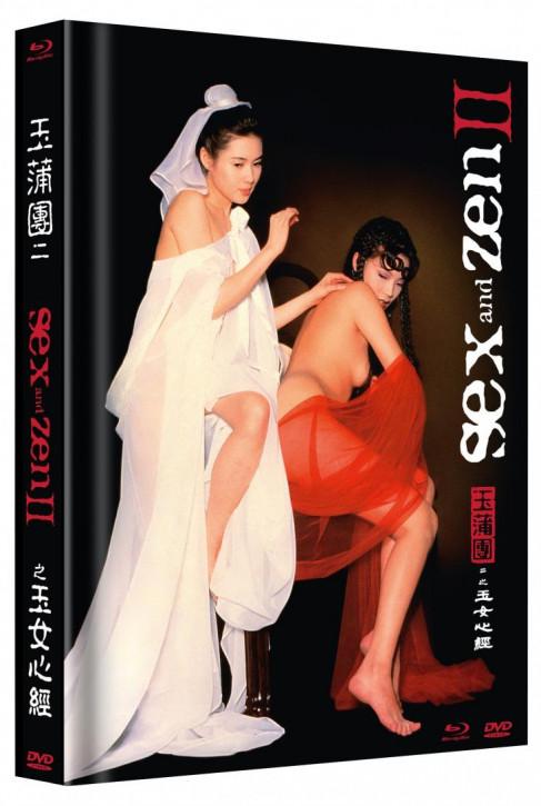 Sex & Zen 2 - Mediabook - Cover B [Blu-ray+DVD]