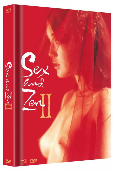 Sex & Zen 2 - Mediabook - Cover C [Blu-ray+DVD]