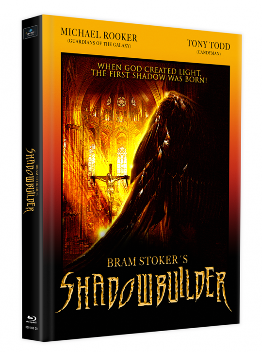 Shadowbuilder - Mediabook - Cover B [Blu-ray]