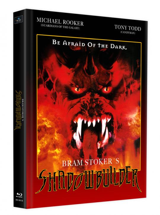 Shadowbuilder - Mediabook - Cover C [Blu-ray]