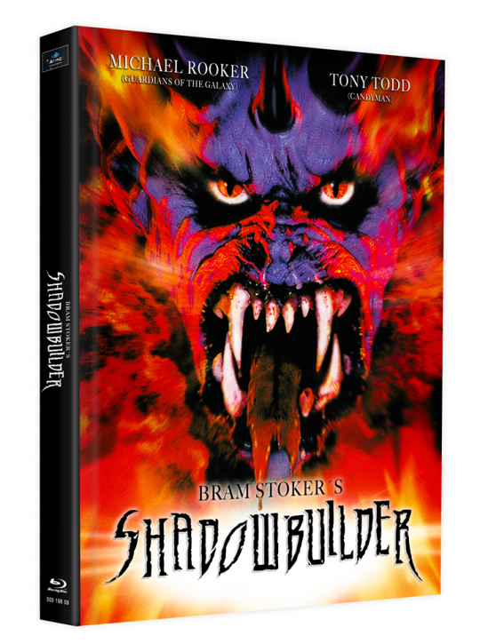 Shadowbuilder - Mediabook - Cover D [Blu-ray]