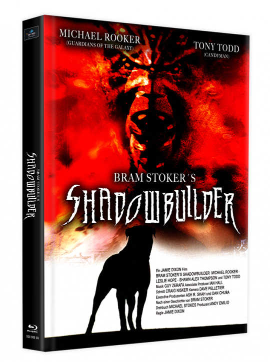 Shadowbuilder - Mediabook - Cover E [Blu-ray]