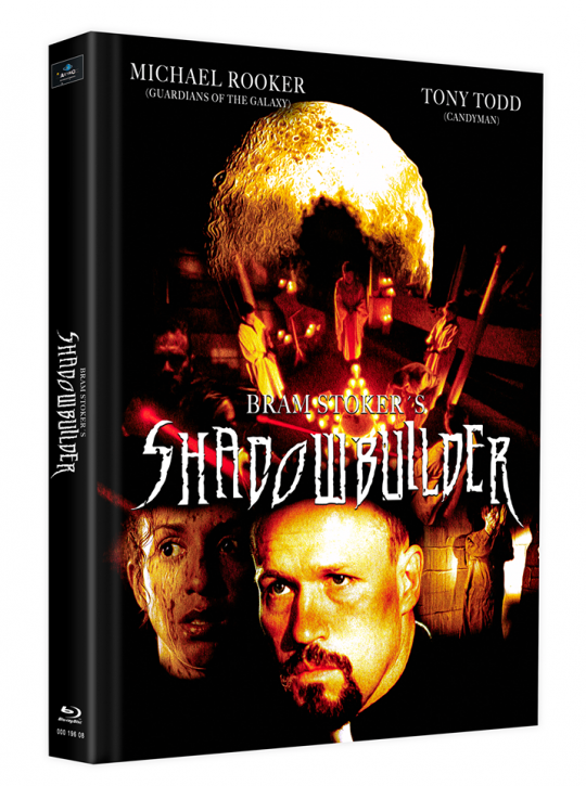 Shadowbuilder - Mediabook - Cover F [Blu-ray]