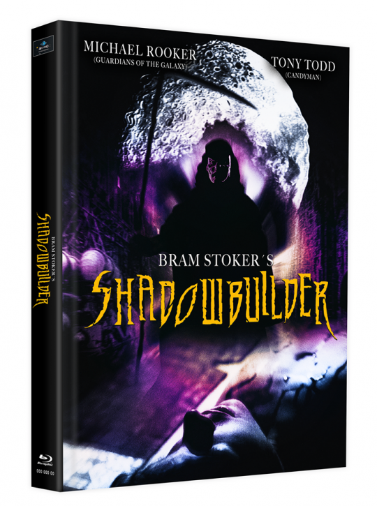 Shadowbuilder - Mediabook - Cover G [Blu-ray]