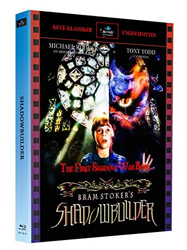 Shadowbuilder - Mediabook - Cover A [Blu-ray]