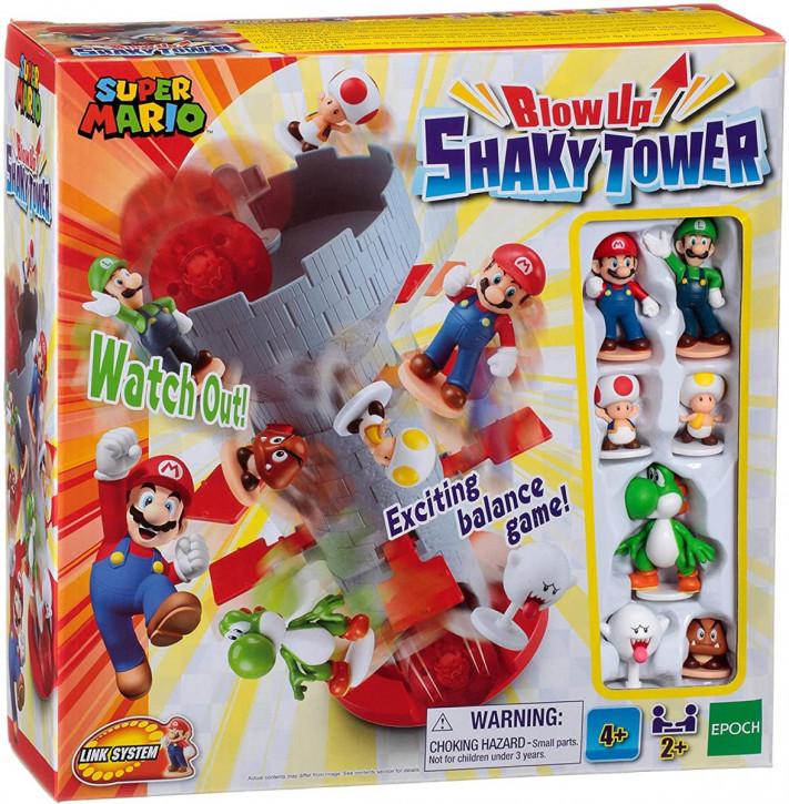 Super Mario - Blow Up - Shaky Tower
