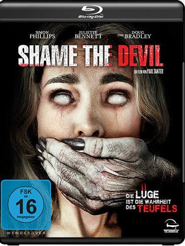 Shame the Devil [Blu-ray]
