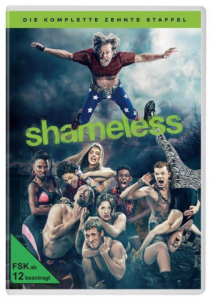 Shameless - Staffel 10 [DVD]