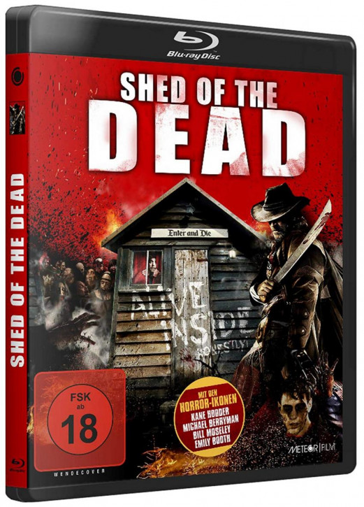 Shed of the Dead - UNCUT [Blu-ray]