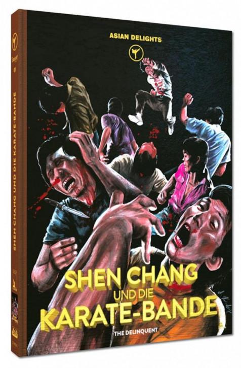 Shen Chang und die Karate-Bande - Limited Mediabook Edition - Cover C [Blu-ray+DVD]