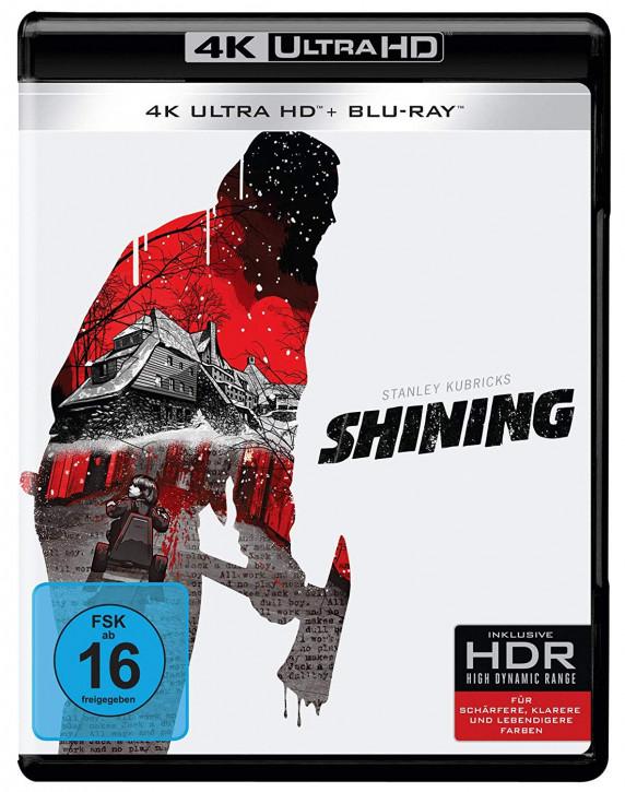 Shining [4K UHD Blu-ray]