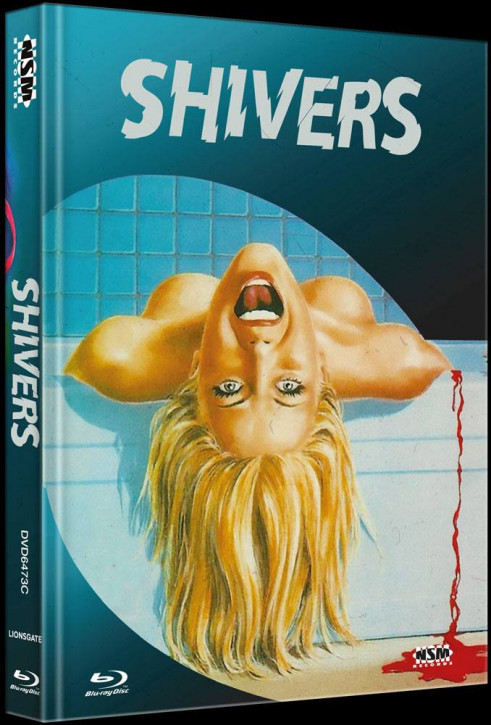 Shivers - Limited Collector's Edition - Cover C [Bluray+DVD]