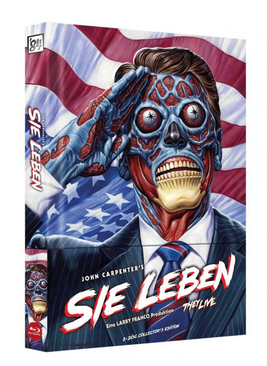 Sie Leben - Limited Collector's Edition - Cover A [Blu-ray]